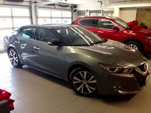 2017 Nissan Maxima SL/SAVE THOUSANDS FROM NEW!!!