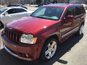 2007 Jeep Grand Cherokee Srt8 VUS