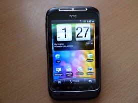HTC WILDFIRE S MOBILE PHONE