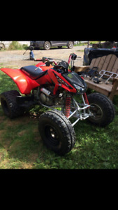 2005 400ex for sale or trade