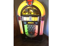 Wurlitzer Jukebox 'One more time 1015'