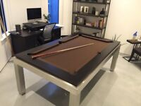 Bilhares Carrinho New York Luxury Pool Table 6ft