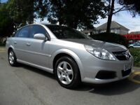 VAUXHALL VECTRA 1.9 EXCLUSIV 2007 89,000 MILES FSH 6 STAMPS INC CAMBELT COMES WITH M.O.T HPI CLEAR