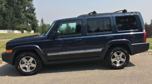 2010 Jeep Commander Sport 4x4 V6 - LOW KMs!