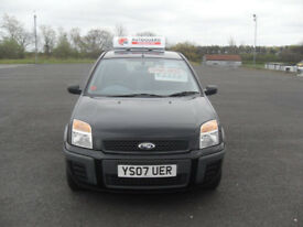 FORD FUSION 1.4 DIESEL MANUAL HATCHBACK 2007