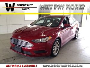 2017 Ford Fusion SE|SUNROOF|BACKUP CAMERA|34,149 KMS