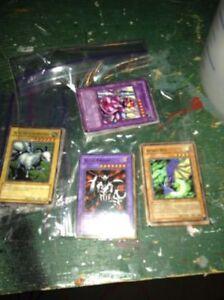 Yu gi oh card packs
