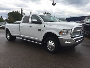 2015 Ram Longhorn Dually Very Low Km's