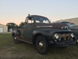 1949-1957 FORD MERCURY TRUCK WANTED