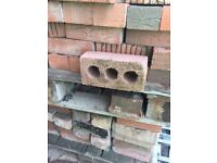 Terca Facing Brick Sunset Red Multi H229