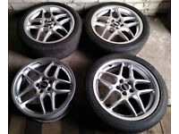 R17 Genuine BBS Alloy wheels VW AUDI and More