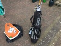 Golf clubs junior