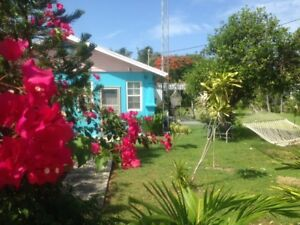 Grand Cayman:Jeff's Private SMB area Guest Home from $100/ Night