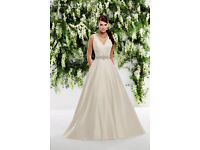 Brand New Victoria Jane Bridal Gown 17911 - SIZE 16/18 - Tried on Once - NO ALTERATIONS- RRP £1195