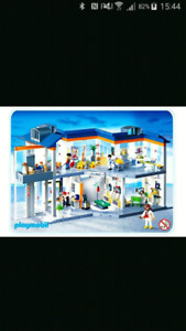 Grand hôpital playmobil