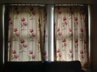 High quality lined curtains