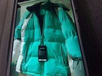 Moutain warehouse childs coat new with labels