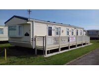 8 berth luxury caravn to let on fantasy island complex eastgate site ingoldmells