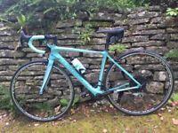 Ladies Intenso Dama Bianchi Road Bike