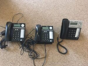 2-line 3 phone sets for sale