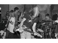 Drummer required for alt rock