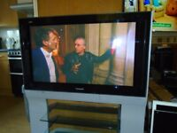 Panasonic 37 plasma tv (NOT HD)