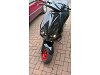 Gilera runner 180 fxr 2 stroke registered as a 125 Mot till 28/06/2018