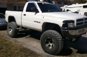 2000 Dodge ram project