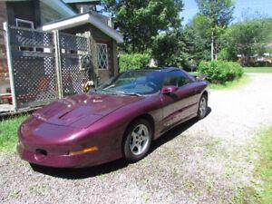 1995 Pontiac Trans Am Coupé (2 portes)
