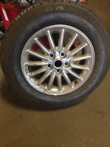 P225/60R16 Goodyear Eagle GA Touring