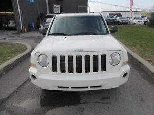2009 Jeep Patriot Sport/North/Rocky Mountain