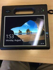 Rugged tablet  F5t.  Intel core i5. 3317u window 10