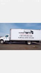 Moving company for sale