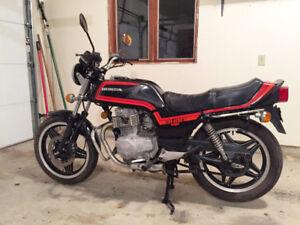 1981 Honda CB400T Classic Survivor