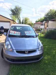 MUST SELL-2007 HONDA FIT VTEC