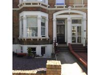 Large double in great New Cross flat