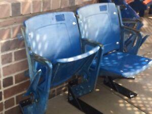 Detroit Tiger Stadium seats
