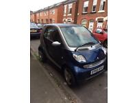 Smart car, City coupe 699cc
