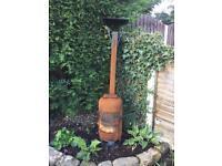 Garden Fire pit / wood burner / Chimenea
