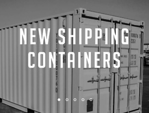 Shipping & Storage Containers