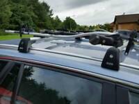 BMW 3 series touring genuine roof bars