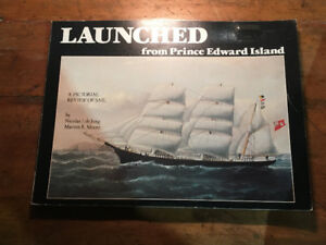 Launched From Prince Edward Island by Nicolas J.de Jong