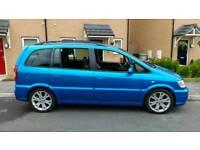 Vauxhall zafira 2.0l gsi