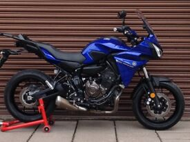Yamaha MT-07 700 Tracer ABS 2016. Only 964miles. Delivery Available *Credit & Debit Cards Accepted*
