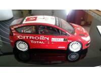 Citroen total toy car 1/18