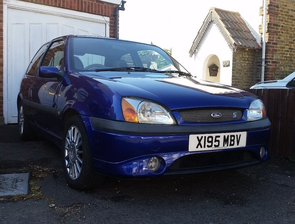 2000 ford fiesta mk5 zetec s 1 6 imperial blue in shoeburyness essex gumtree. Black Bedroom Furniture Sets. Home Design Ideas
