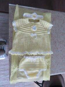 Crochet Newborn Baby sets - great for gifts!