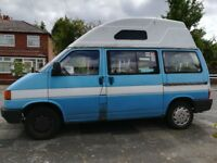 VW Campervan T4; Gearbox fault, no other running issues, MOT til end yr, full Service 6 m ago