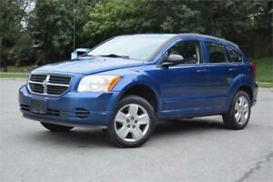 2009 Dodge Caliber SXT • Fully Certified/E-Test • 1 Yr Warranty
