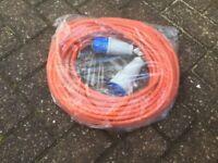 25m caravan hook up cable